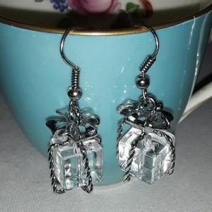 Gift Hook Earrings